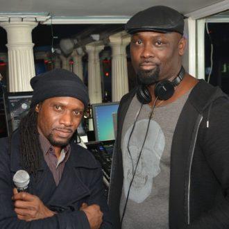 DJ Alvin Selector, DJ Nector & DJ Don Collz